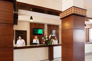 Hotel Aqua Fun Club Marrakech Lounge/Empfang