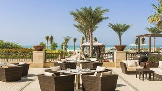 Hotel Ajman Saray, A Luxury Collection Resort Terasse