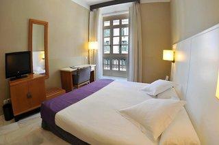 Hotel Hotel Atarazanas Malaga Wohnbeispiel