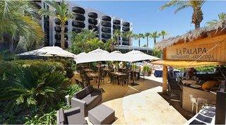 Hotel Albir Playa & Spa Terasse