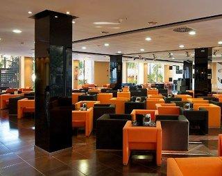 Hotel Albir Playa & Spa Lounge/Empfang