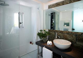 Hotel Semeli Badezimmer