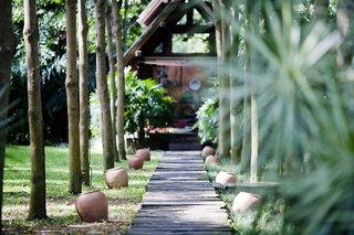 Hotel Anantara Bophut Resort & Spa Koh Samui Garten
