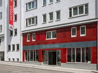 Hotel Austria Trend Anatol Außenaufnahme