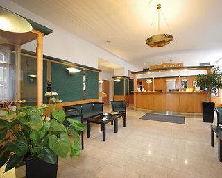 Hotel Best Western City Hotel Moran Lounge/Empfang