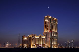 Hotel Marriott Hotel Al Jaddaf Dubai Außenaufnahme