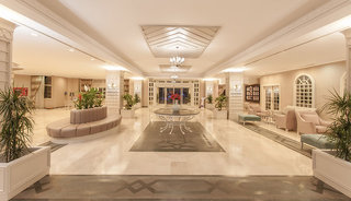 Hotel Bella Resort & Spa Lounge/Empfang