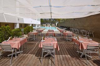 Hotel Alcazar Hotel & Spa Terasse
