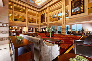 Hotel Mövenpick Resort & Spa Soma Bay Lounge/Empfang