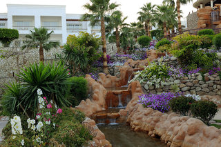 Hotel Renaissance Sharm El Sheikh Golden View Beach Resort Garten