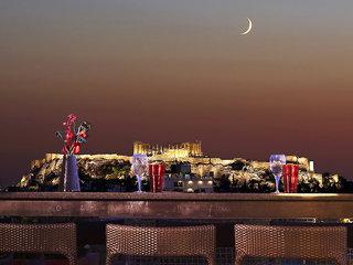Hotel Novotel Athenes Bar