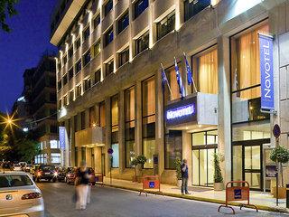 Hotel Novotel Athenes Außenaufnahme