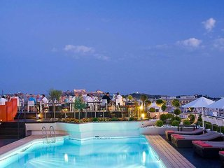 Hotel Novotel Athenes Pool