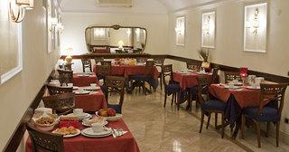 Hotel Astoria Garden Frühstücksraum