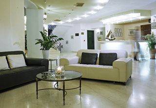 Hotel Malia Bay Beach Hotel & Bungalows Lounge/Empfang