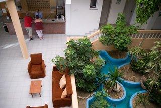 Hotel Sabina Lounge/Empfang