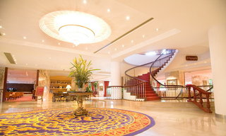 Hotel Hotel Botanico & The Oriental Spa Garden Lounge/Empfang