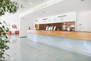 Hotel Maslinica Hotels & Resorts - Hotel Narcis Lounge/Empfang