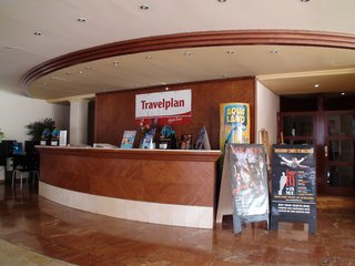 Hotel Palma Bay Club Resort & Nebengebäude Lounge/Empfang