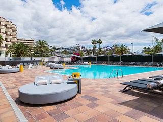 Hotel AxelBeach Maspalomas - Erwachsenenhotel Terasse