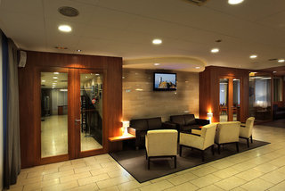 Hotel Volga Lounge/Empfang