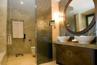 Hotel Cascade Wellness & Lifestyle Resort Badezimmer