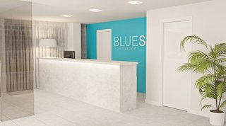 Hotel Blue Sea Arenal Tower Lounge/Empfang
