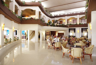 Hotel Sandy Beach Hotel & Family Suites Lounge/Empfang