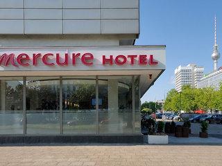 Hotel Mercure am Alexanderplatz Berlin Außenaufnahme