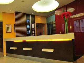 Hotel Flandrischer Hof Lounge/Empfang