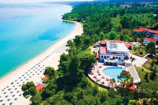 Hotel Alexander the Great Beach Hotel Außenaufnahme