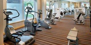 Hotel Crowne Plaza Dubai Festival City Sport und Freizeit