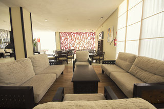 Hotel azuLine Pacific Lounge/Empfang