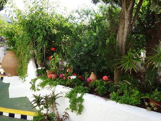 Hotel Apartamentos Cala d´Or Park Garten