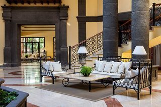 Hotel Gran Tacande Wellness & Relax Lounge/Empfang