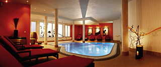 Hotel Alpina Resort Nature & Wellness Wenns Hallenbad