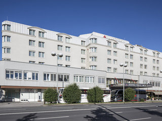 Hotel Austria Trend Europa Graz Außenaufnahme