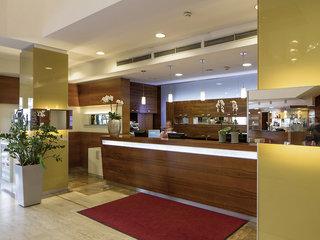 Hotel Austria Trend Europa Graz Lounge/Empfang