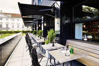 Hotel 25hours Hotel Wien beim Museumsquartier Restaurant
