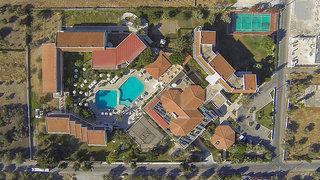 Hotel Niriides Hotel Luftaufnahme
