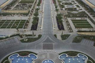 Hotel Habtoor Palace, LXR Hotels & ResortsGarten