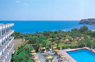 Hotel Irene Palace Beach Resort Garten