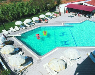 Hotel Hercules Pool