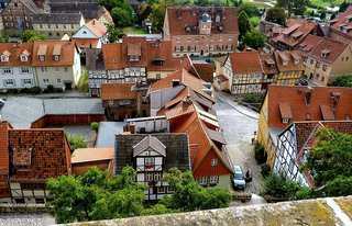 Hotel ACRON Hotel Quedlinburg Stadtansicht