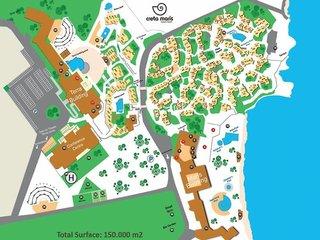 Hotel Creta Maris Beach Resort Landkarte