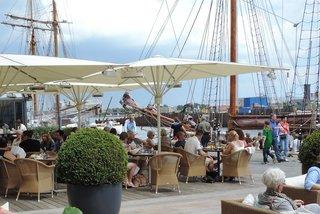 Hotel Copenhagen Admiral Hotel Terasse