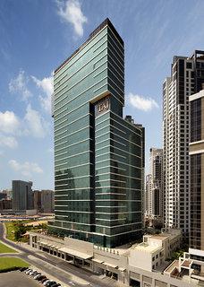 Hotel Taj Dubai Außenaufnahme