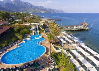 Hotel Amara Club Marine Außenaufnahme