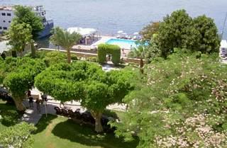 Hotel Iberotel Luxor Garten