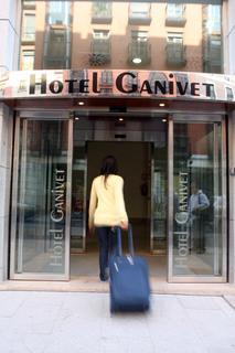 Hotel Ganivet Außenaufnahme